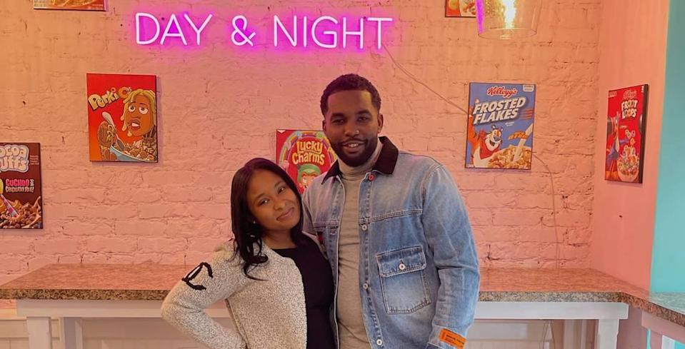 Order a cereal bar or cereal milkshake from the newly opened Day and Night Exotic Cereal Bar, owned by Greg Robinson and Danielle Booker.