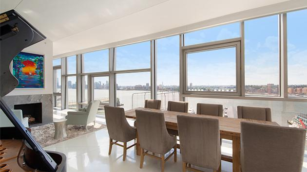 Kelsey Grammer Lists Hudson River View Condo In New York S