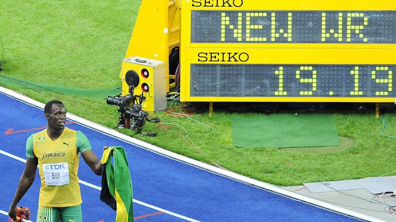 On this day in 2009: Jamaica's Usain Bolt smashes 200m world record in Berlin