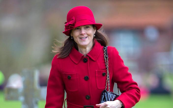 Samantha Cohen was thoroughly dedicated to showing Meghan the ropes - Stephen Daniels/Alpha Press