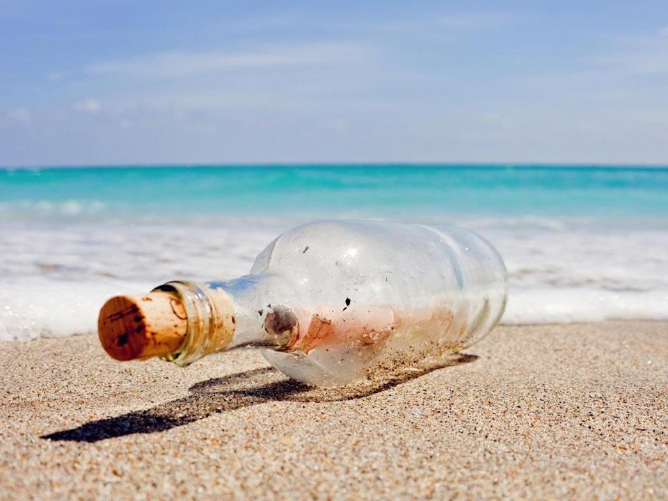 Representative: The bottle has been recognised as the first such discovery after 2002 (iStock)