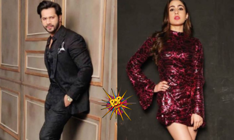 Confirmed_ Varun Dhawan And Sara Ali Khan Will Be The New 'Govinda-Karishma' Duo For Coolie No. 1!