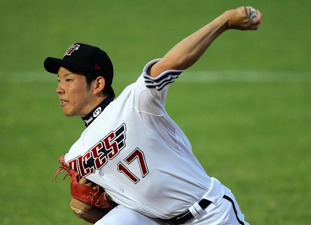 Yusei Kikuchi will be posted by the Seibu Lions on Dec. 5 and should sign with a team before the new year. (Getty Images)