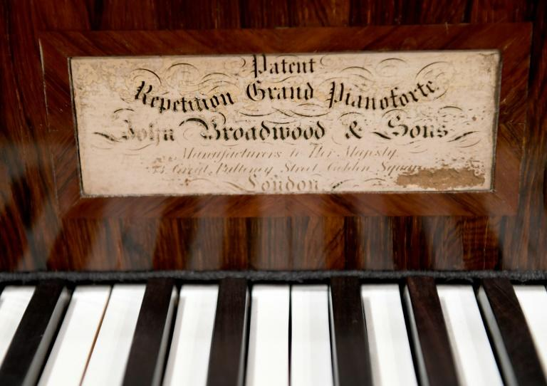 Poland is hosting the first International Chopin Competition on Period Instruments with a rare collection of antique pianos for competitors to try
