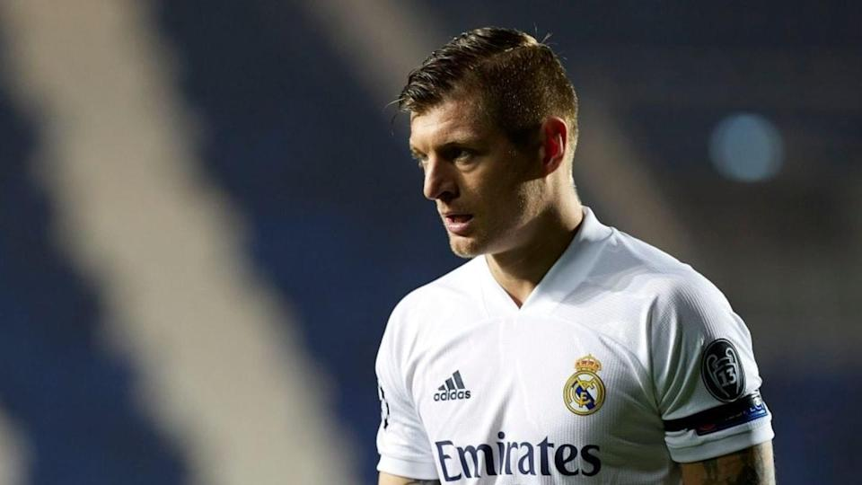 Toni Kroos | Quality Sport Images/Getty Images
