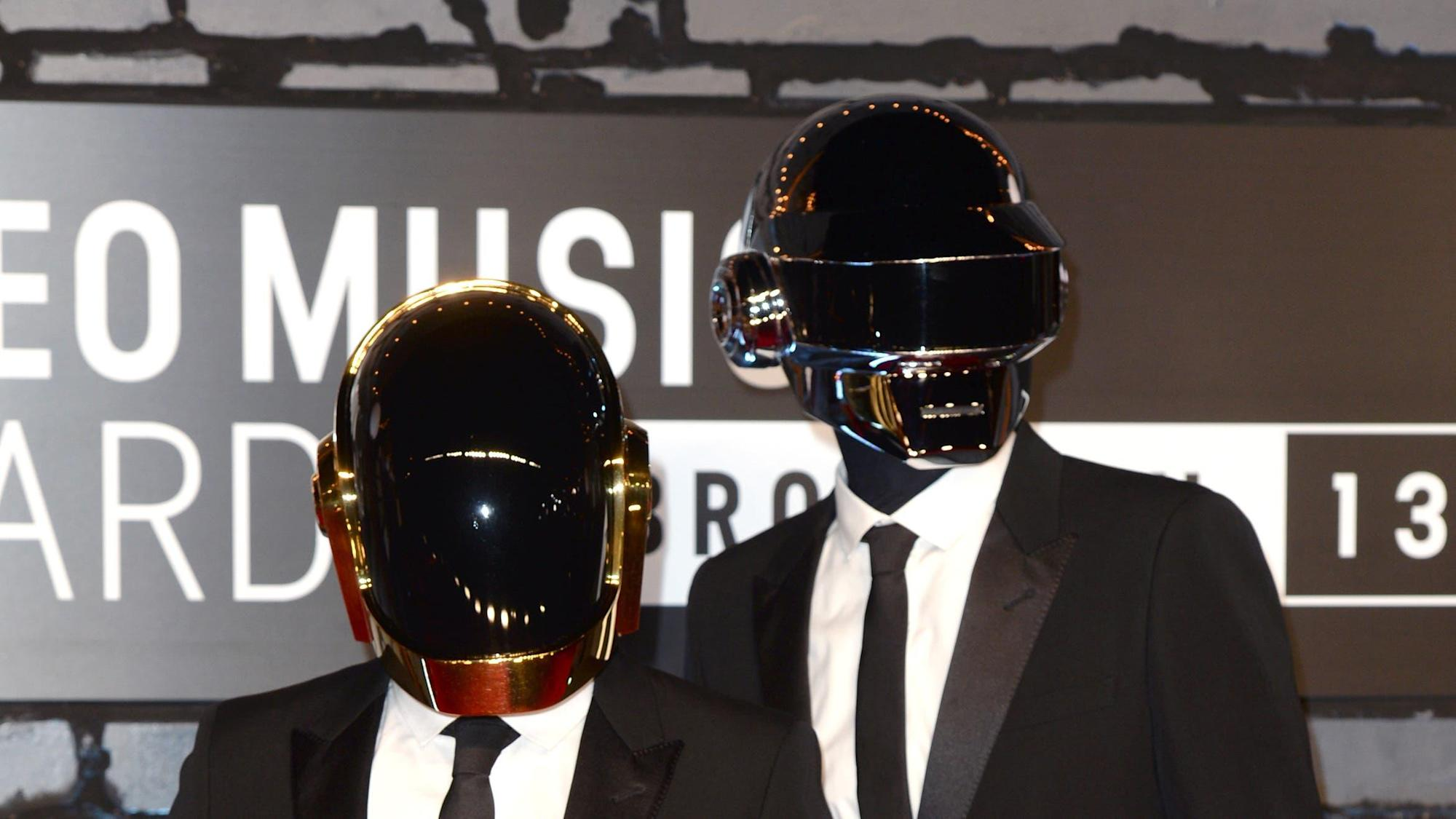 Daft Punk announce split after nearly 30 years