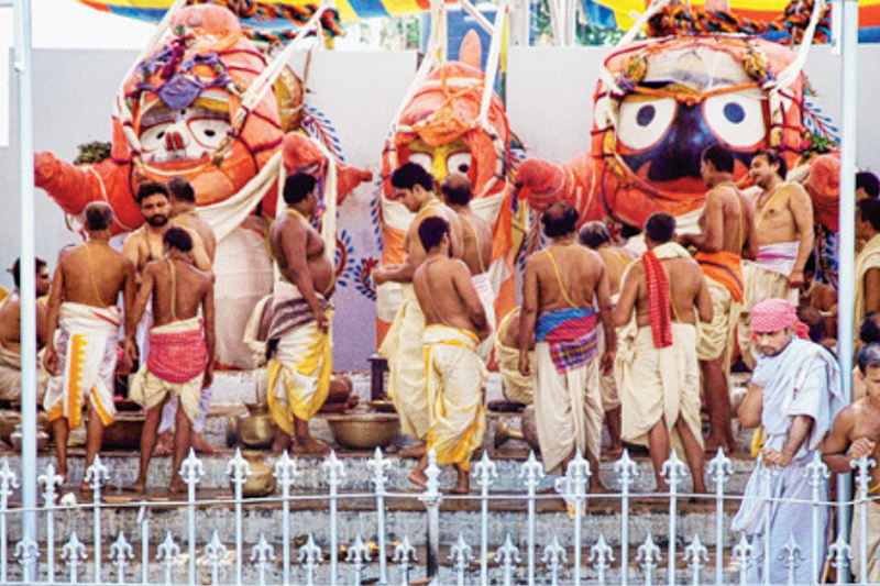 Devasnana Purnima: Know the Traffic Arrangements in Puri Ahead of Lord Jagannath's Snana Yatra