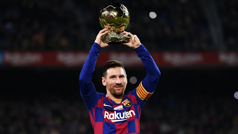 Messi hat-trick a good way to celebrate Ballon d'Or – Barca boss Valverde