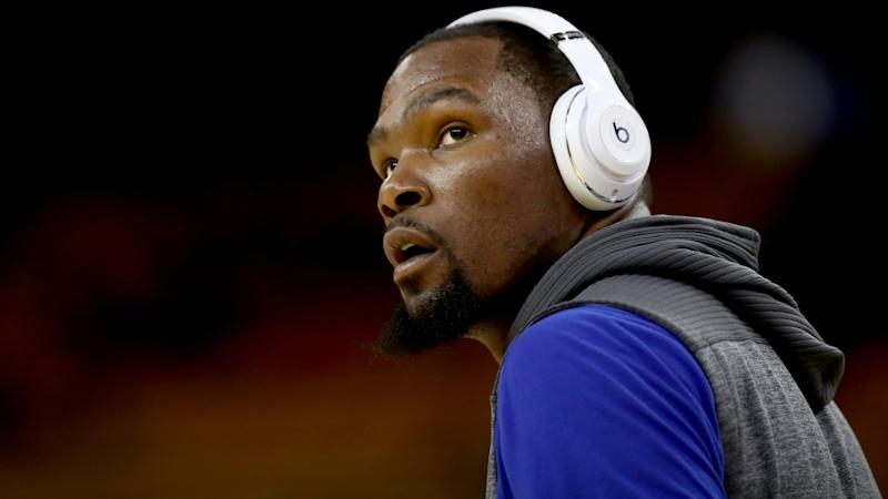 Kevin Durant to agent after leaving OKC: 'Why the f— did you let me do this to my life?'