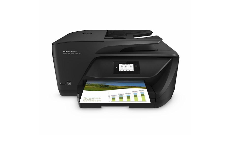 HP OfficeJet 6954 printer (Photo: Walmart)