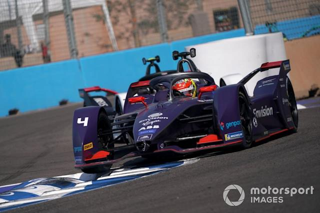"Robin Frijns, Virgin Racing, Audi e-tron FE06 <span class=""copyright"">Dan Bathie / Motorsport Images</span>"