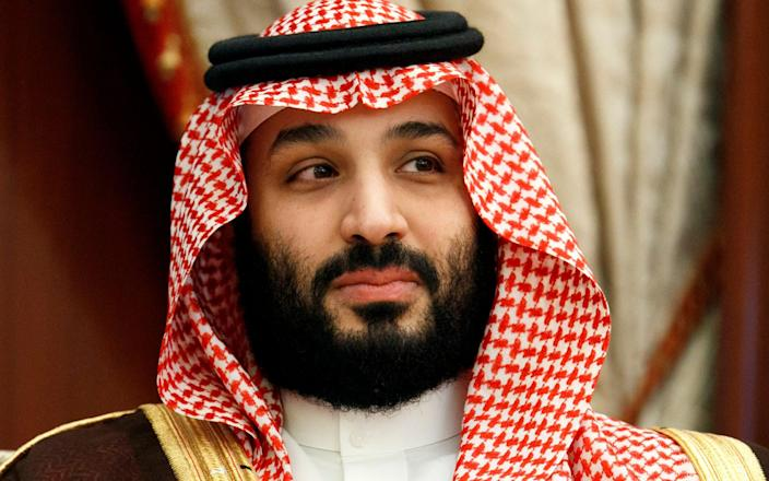 Prince Salman has been accused by the US of murdering Khashoggi - AP