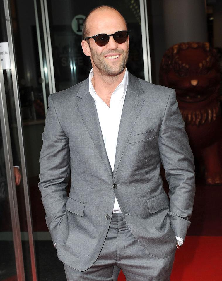 Jason Statham turns turns 45 on September 12.