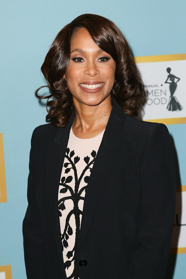 "People are praising ABC Entertainment president Channing Dungey for canceling ""Roseanne"" after Roseanne Barr sent offensive tweets. (Photo: Getty Images)"