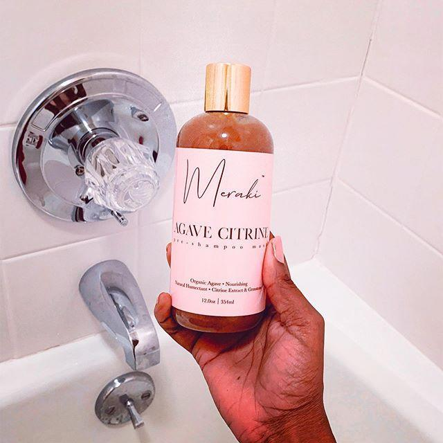 """<p>After suffering a chemical burn from an over-the-counter beauty product, Amber Makupson was fed up of the toxic ingredients damaging so many other women. Meraki Organics was her solution, a non-toxic vegan beauty brand infused with gemstones to nourish skin, hair, body, and soul.</p><p><strong>Editor's Pick</strong>: <em>Rose Quartz Multi Purpose Glow Oil, $40</em></p><p><a class=""""link rapid-noclick-resp"""" href=""""https://shopmerakiorganics.com/products/rose-quartz-multi-purpose-glow-oil-1"""" rel=""""nofollow noopener"""" target=""""_blank"""" data-ylk=""""slk:SHOP NOW"""">SHOP NOW</a></p><p><a href=""""https://www.instagram.com/p/CADa_0MlDnL/"""" rel=""""nofollow noopener"""" target=""""_blank"""" data-ylk=""""slk:See the original post on Instagram"""" class=""""link rapid-noclick-resp"""">See the original post on Instagram</a></p>"""