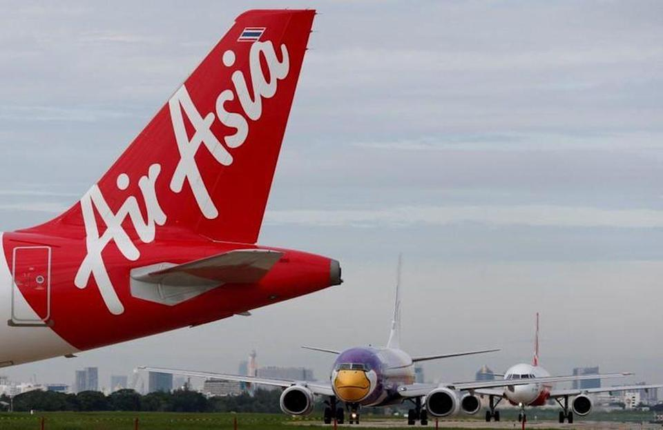 AirAsia reduced the flight frequency to just one a day during the enforcement of the movement control order in March. — Reuters pic