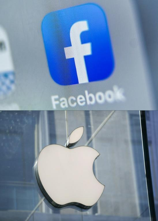 Apple and Facebook both said profits essentially doubled over the past quarter