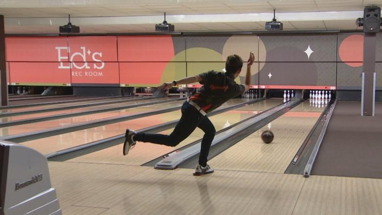 On a roll: Edmonton teen strikes perfect bowling score