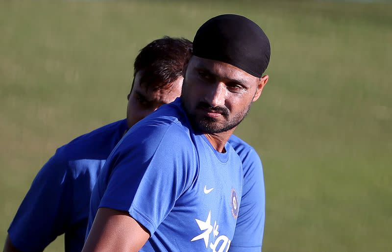 Indian spinner Harbhajan pulls out of IPL