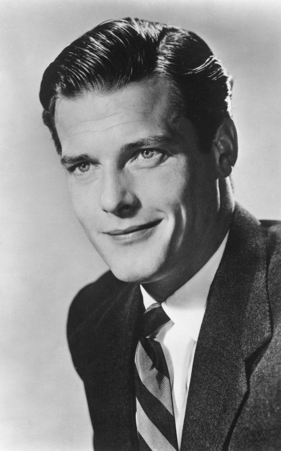 <p>After returning from World War II, Roger Moore received a contract with MGM studios and made his first film, <em>The Last Time I Saw Paris</em> in 1954. After a stint in television, the British actor joined the iconic<em> James Bond</em> franchise, taking over the part from Sean Connery in the '70s.</p>