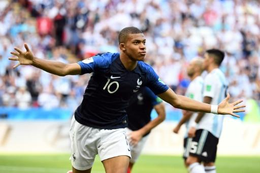 After his outstanding World Cup, Kylian Mbappe is the poster boy for Paris Saint-Germain and Ligue 1