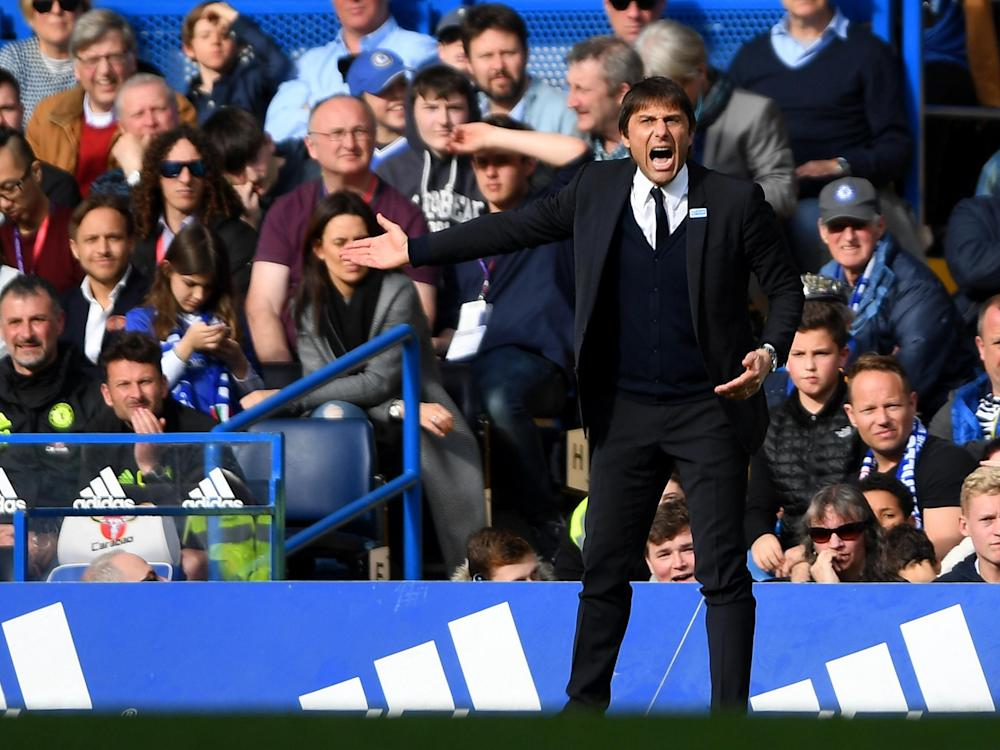 The Chelsea manager is not concerned by the number of goals his side are conceding: Getty