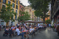 City-breakers, we've found your next getaway. Renowned for its buzzy art scene and the Calle de Ponzano - a delightful strip of tapas and cocktail joints - it's one of the coolest trips to book. <em>[Photo: Getty]</em>
