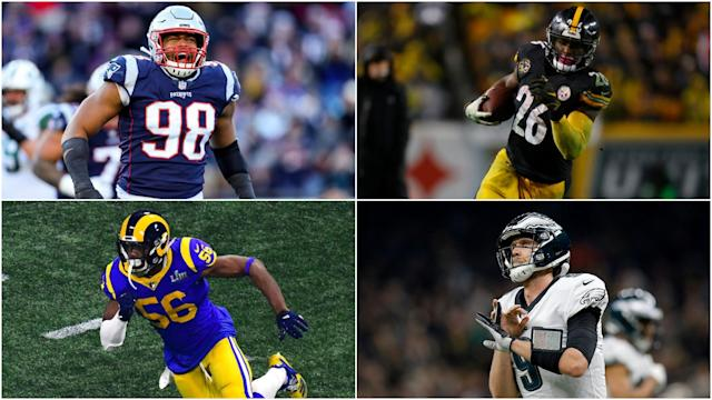 With NFL franchises set to start negotiating with out-of-contract players, we look at five teams set to dominate free agency.