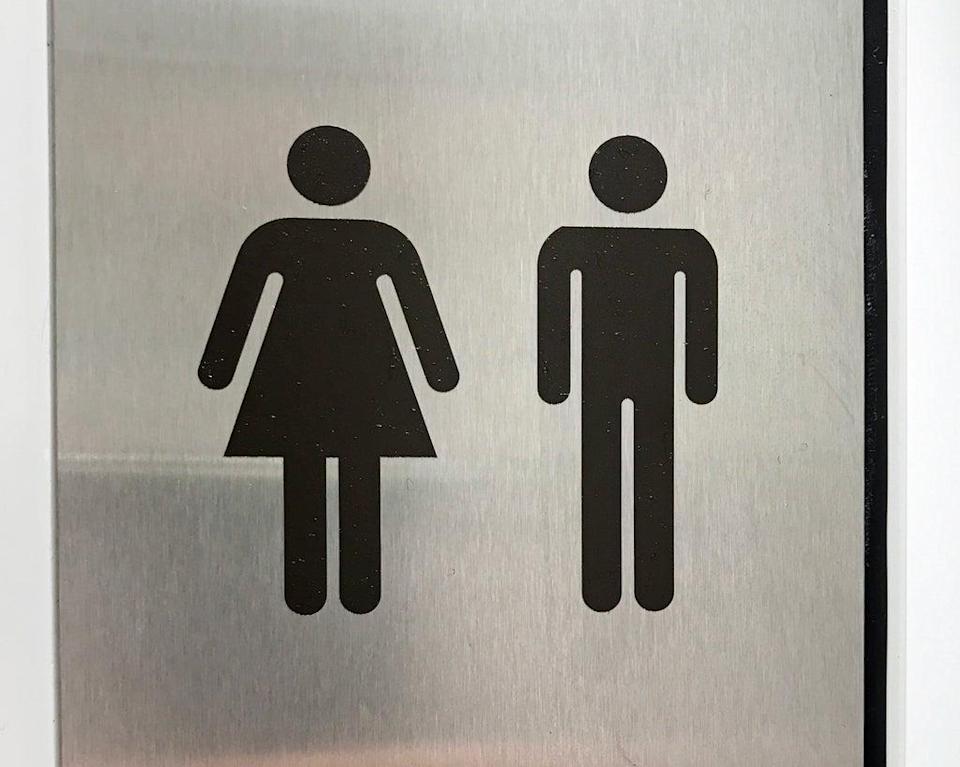 Gender signage on toilets (Martin Keene/PA) (PA Archive)