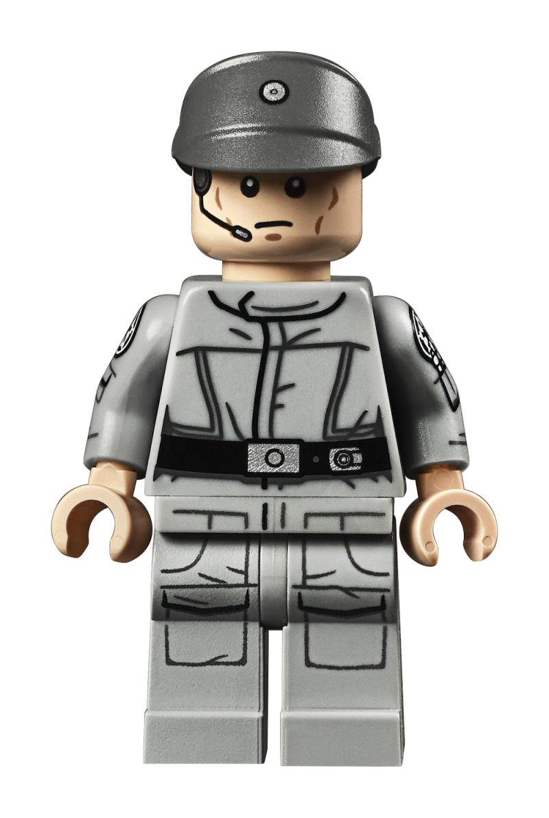 Imperial crew member minifig (Photo: Lego)