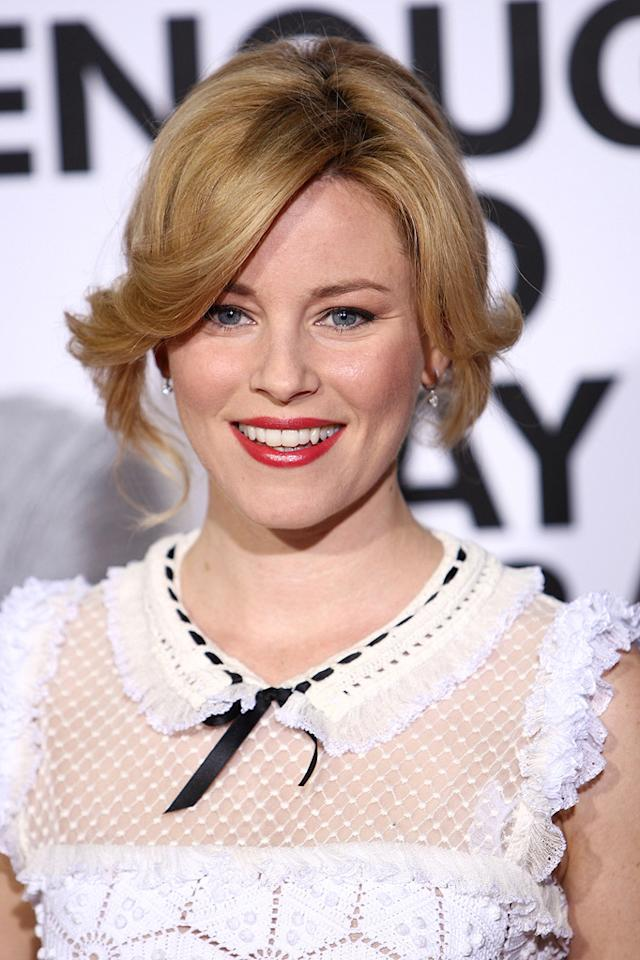 "<a href=""http://movies.yahoo.com/movie/contributor/1807816351"">Elizabeth Banks</a> at the Los Angeles premiere of <a href=""http://movies.yahoo.com/movie/1810022085/info"">I Love You, Man</a> - 03/17/2009"