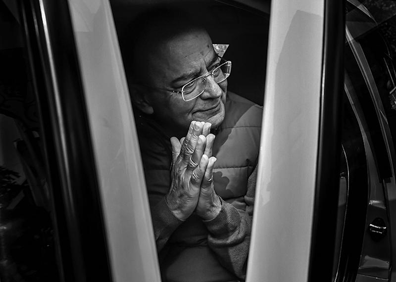 From SRCC Student to Finance Minister: Tracing BJP Stalwart Arun Jaitley's Political Journey
