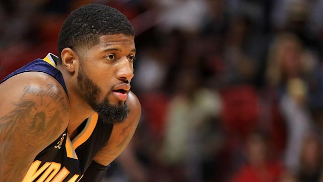The Pacers did not trade Paul George at the deadline last month. But they have a difficult task ahead if they want to show him he can win in Indiana.