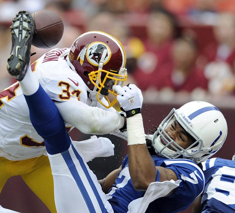 Redskins' Tanard Jackson suspended 4th time by NFL