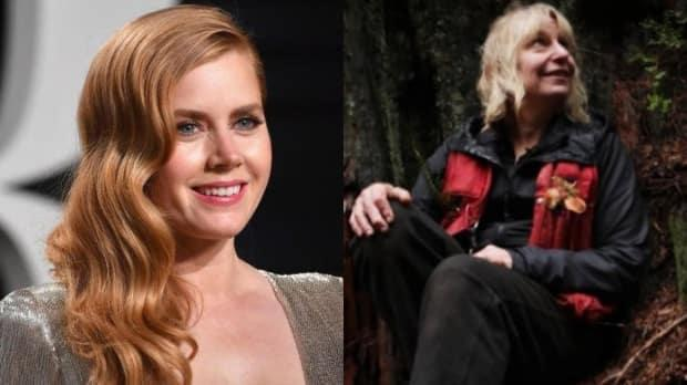 Amy Adams to play Suzanne Simard, in a movie based on the researcher's memoir. (Getty Images/CBC - image credit)