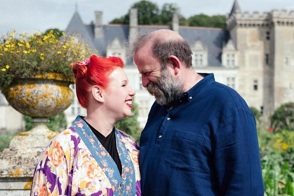 Escape to the Chateau's Dick and Angel are back for a sixth series