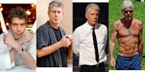 "<p>Anthony Bourdain's career began in the kitchen. He worked in New York's restaurant world for more than 20 years, starting in 1978 and culminating with his appointment to executive chef of the French restaurant Les Halles. His life as an author, TV personality, producer, and de facto <a href=""https://www.menshealth.com/fitness/anthony-bourdain-abs-brazilian-jiu-jitsu"" rel=""nofollow noopener"" target=""_blank"" data-ylk=""slk:ambassador for Brazilian jiu jitsu"" class=""link rapid-noclick-resp"">ambassador for Brazilian jiu jitsu</a> didn't begin until the early 2000s. Here's a look at the evolution of Bourdain's career. </p>"