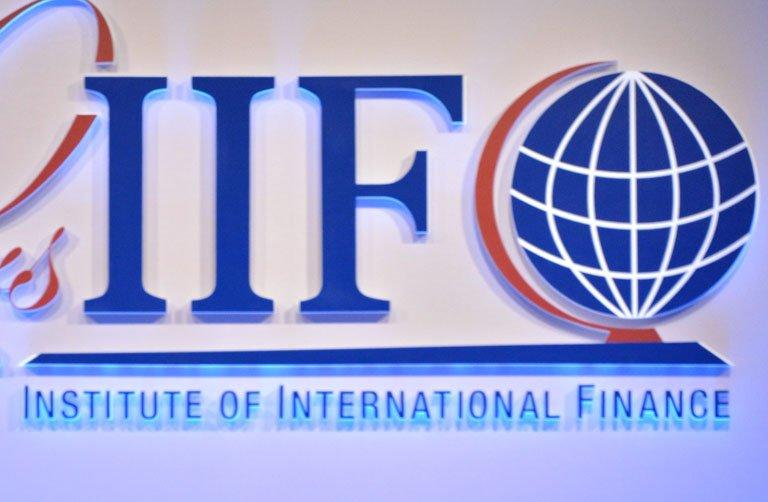 The new managing director of IIF, Tim Adams, sought to downplay concerns about a currency war