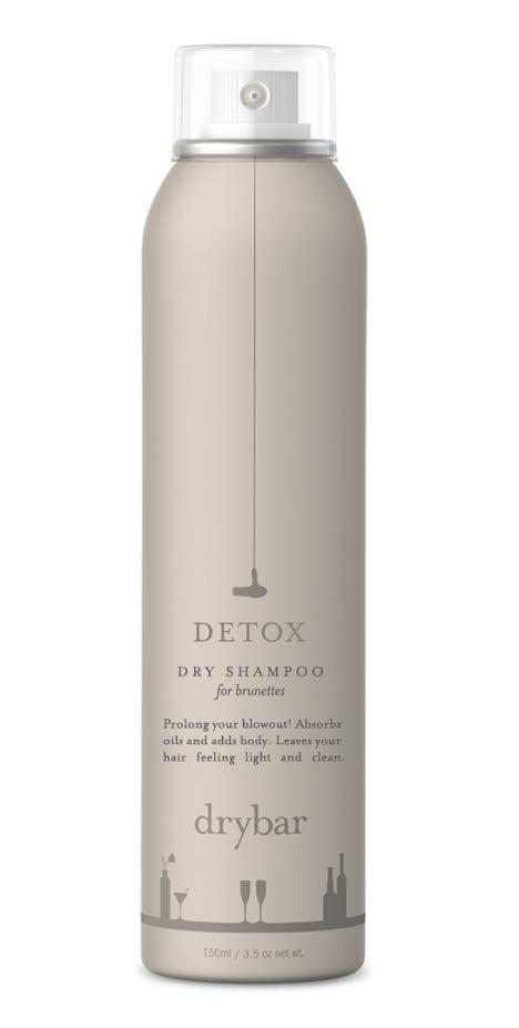<p>Blowdry chain Drybar specializes in hairstyling, so you can expect rock-star products to get the job done. This <span>Drybar Detox Dry Shampoo For Brunettes</span> ($23) has the sweet, nutty scent Drybar fans know and love from the salons.</p>