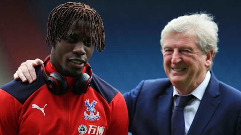 Roy Hodgson keen to get best out of Crystal Palace winger Wilfried Zaha
