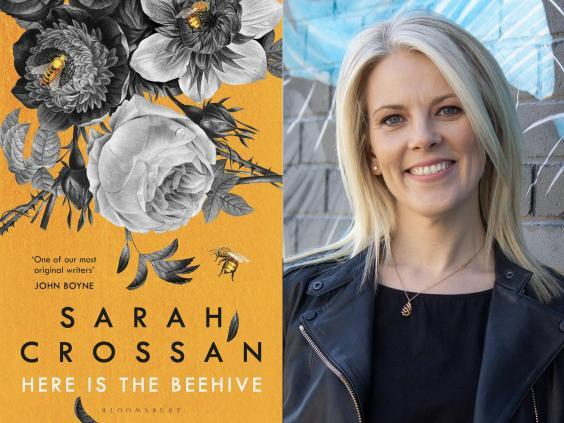 Sarah Crossan's debut adult novel is an eviscerating account of modern marriage (Ger Holland)