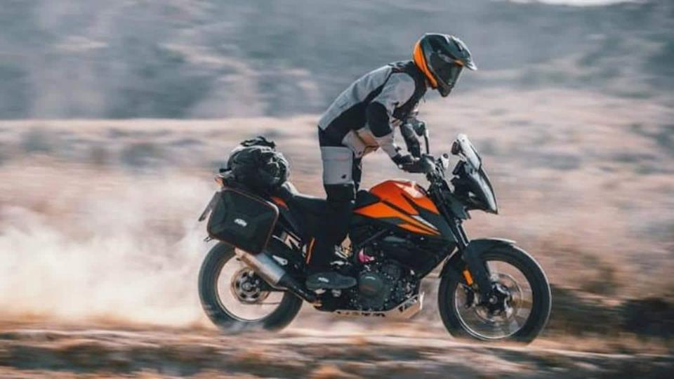 KTM launches 390 Adventure motorbike in Malaysia