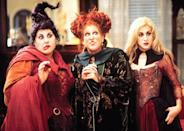 """<p>The witching hour is upon us! Hunker down for some supernatural fun with these <a href=""""https://www.goodhousekeeping.com/holidays/halloween-ideas/g29579568/classic-halloween-movies/"""" rel=""""nofollow noopener"""" target=""""_blank"""" data-ylk=""""slk:Halloween movies"""" class=""""link rapid-noclick-resp"""">Halloween movies</a> now<br>or anytime you're feeling a little witchy. Put on your best striped stockings (a <a href=""""https://www.goodhousekeeping.com/holidays/halloween-ideas/a24170356/diy-witch-costume/"""" rel=""""nofollow noopener"""" target=""""_blank"""" data-ylk=""""slk:DIY witch costume"""" class=""""link rapid-noclick-resp"""">DIY witch costume</a> will also do!), then pop a little popcorn (you can leave that eye of newt in the cupboard). Whether you're into an animated film or live-action movie, these are hands-down, the best, most enchanting witch movies ever created.</p><p>Advanced witches and warlocks will flip for the remake of the horror flick <em>Suspiria</em>. If you're not ready for the deep end of the pool yet, try an old favorite like <em>Sabrina: The Teenage Witch</em>. And of course, nothing says Halloween like a <em>Hocus Pocus</em> movie marathon. Be sure to check out <a href=""""https://www.goodhousekeeping.com/life/entertainment/g28067867/best-horror-movies-on-netflix/"""" rel=""""nofollow noopener"""" target=""""_blank"""" data-ylk=""""slk:the best horror movies on Netflix"""" class=""""link rapid-noclick-resp"""">the best horror movies on Netflix</a> or <a href=""""https://www.goodhousekeeping.com/holidays/halloween-ideas/g21751226/vampire-movies/"""" rel=""""nofollow noopener"""" target=""""_blank"""" data-ylk=""""slk:best vampire movies"""" class=""""link rapid-noclick-resp"""">best vampire movies</a> while you're at it. </p>"""