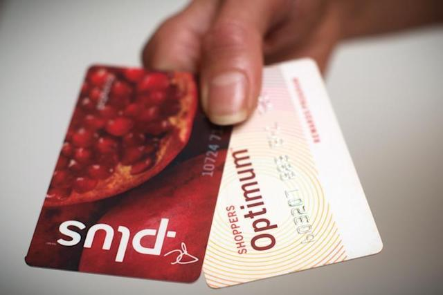 Loblaw to merge Shoppers Optimum and PC Plus loyalty programs on February 1. (The Canadian Press)