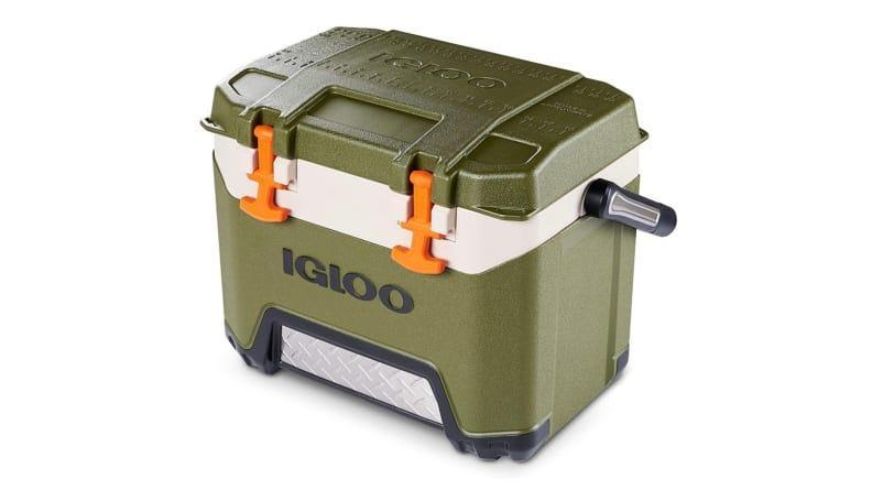 More than 6,000 people recommend the Igloo BMX cooler on Amazon and give it rave reviews.