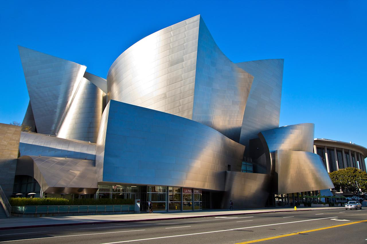 """<p><strong>Give us the big picture.</strong><br> No matter what you think of Frank Gehry's Walt Disney Concert Hall—some have compared the design to a toppled Slinky or a Martian sailboat—the home of the Los Angeles Philharmonic is the best place to see classical <a href=""""https://www.cntraveler.com/galleries/2015-02-07/america-top-cities-for-music-lovers-nyc-los-angeles-seattle?mbid=synd_yahoo_rss"""">music</a> on the West Coast. The Phil's creative director, Gustavo Dudamel, is a Venezuelan that has put the highly regarded orchestra on the international classical music map.</p> <p>In the same building is the Roy and Edna Disney CalArts Theater (REDCAT), which is as entrenched in the L.A. cultural scene as the Phil. Host to experimental theater, edgy performance art, and film screenings year round, REDCAT is an underrated spot to catch cutting-edge live art. REDCAT also has a gallery that holds contemporary exhibitions. Finally, there's a somewhat secret garden at the top of the Concert Hall, called the Blue Ribbon Garden. It's often empty in the middle of the day, making it a perfect spot to have lunch or a contemplative break from the rush of Los Angeles.</p> <p><strong>What kinds of events can we see here?</strong><br> The Philharmonic is one of the best classical music orchestras in the U.S. Walt Disney Concert Hall isn't just the home of the L.A. Phil, though: soloists and non-Phil concerts happen there, as well as opera and jazz performances, and the occasional pop musician. Seats in the balcony can cost anywhere from $60 to $100, and the closer you get, the costs rise. REDCAT puts on excellent performance art, theatrical works, experimental films, talks, and panels that range from polished and high budget, to homemade and offbeat.</p> <p><strong>How are the seats?</strong><br> The Walt Disney Concert Hall, which opened in 2003, spared no expense on the seating. Acoustically, nearly every seat in the house is prime. The only exception: the sides of the balcony. I"""