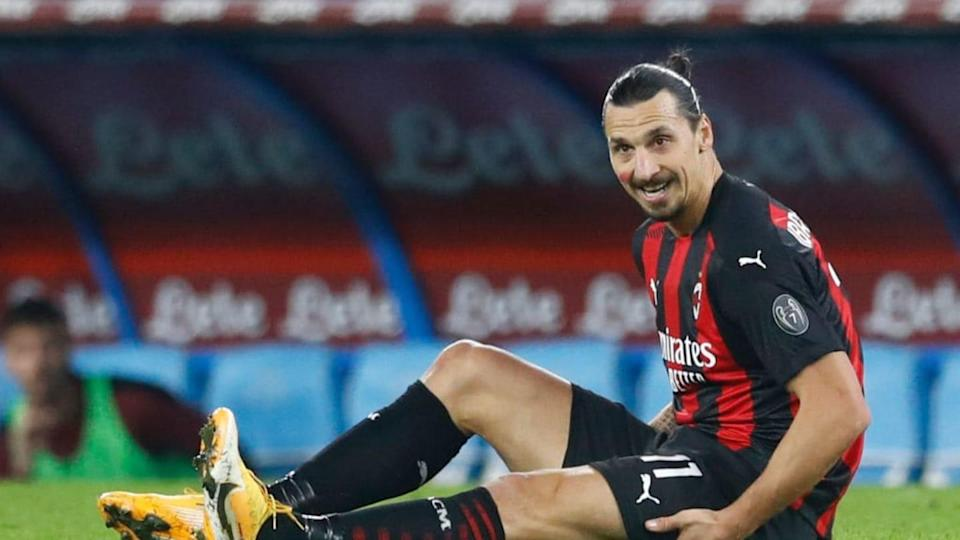 L'infortunio di Ibrahimovic | DeFodi Images/Getty Images