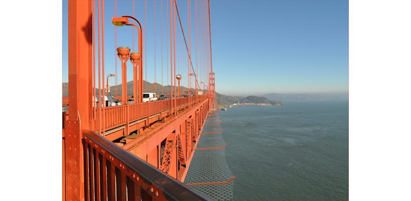The Golden Gate Bridge Is a 'Suicide Magnet.' So Officials Are Adding a Net