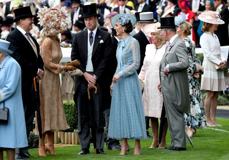 Queen Maxima of the Netherlands Is Killing the Royal Ascot