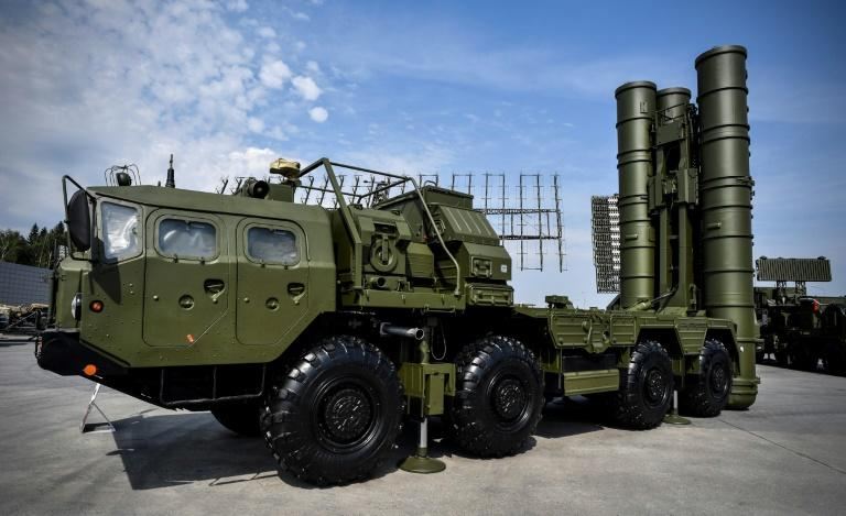 Washington has repeatedly warned Turkey against purchasing the Russian S-400 missile defence system